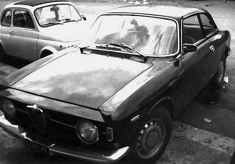 alfa romeo gt junior 1300. Alfa Romeo GT Junior 1300